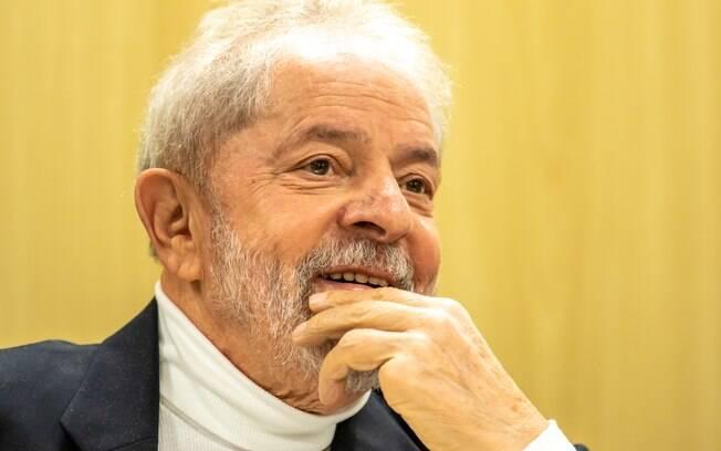 Ex-presidente Luis Inácio Lula da Silva