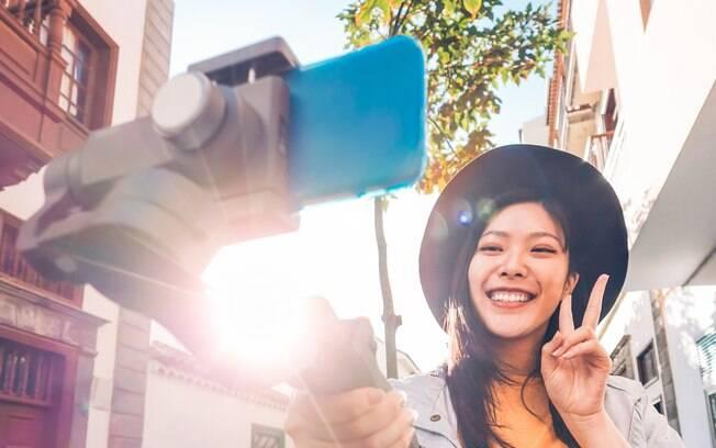 Como fazer um vídeo: usar o celular pode ser uma alternativa rápida e fácil para suas gravações nas redes sociais