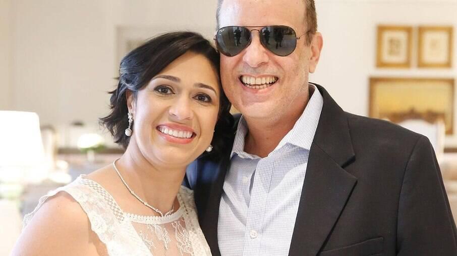 Esposa de Dudu Braga se pronuncia sobre morte do marido
