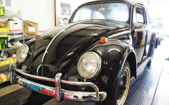 Raro VW Fusca 1964, com apenas 37 quilômetros rodados é único no mundo pelo o que se tem notícia