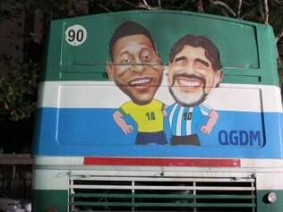 Brasil e Argentina podem fazer final sul-americana em 2014