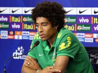 Dante confia em reabilitação da seleção brasileira