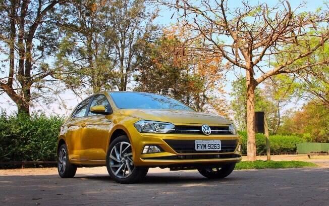 VW Polo Highline: versão topo de linha do hatch compacto é uma das que começam a ser vendidas no mês que vem