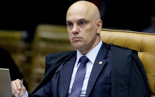 Ministro Alexandre de Moraes citou a teoria da 'jabuticaba brasileira' durante sessão do STF nesta quarta-feira