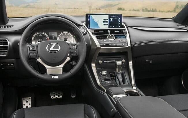 Desembarca O Lexus NX 300h Nico SUV Hbrido Da Marca Por