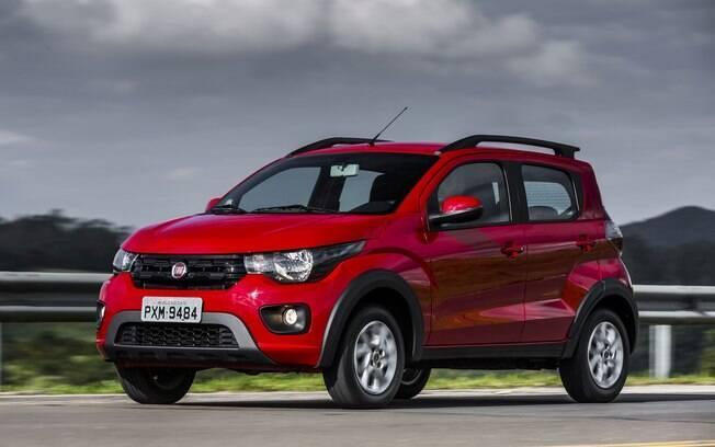 Fiat Mobi Way, versão topo de linha, agora tem preço sugerido que parte de R$ 44.460