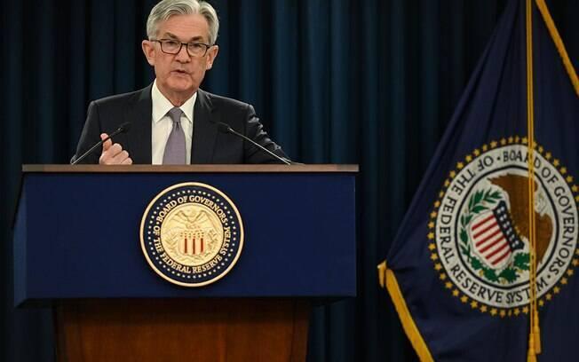 Presidente do FED manteve os juros norte-americanos nesta quarta-feira
