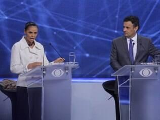 Debate entre os candidatos à Presidência da República na Band