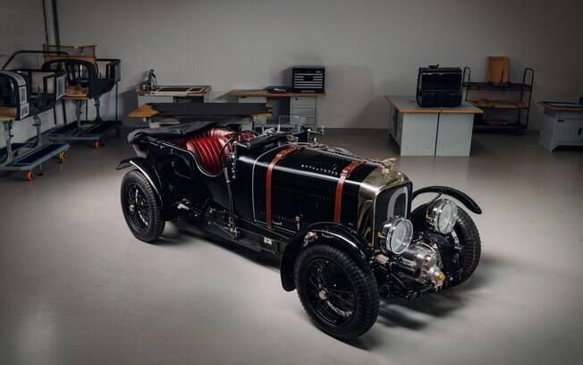 Bentley Blower Continuation Series: clássico esportivo com quase um século como se estivesse acabado de sair da linha de montagem