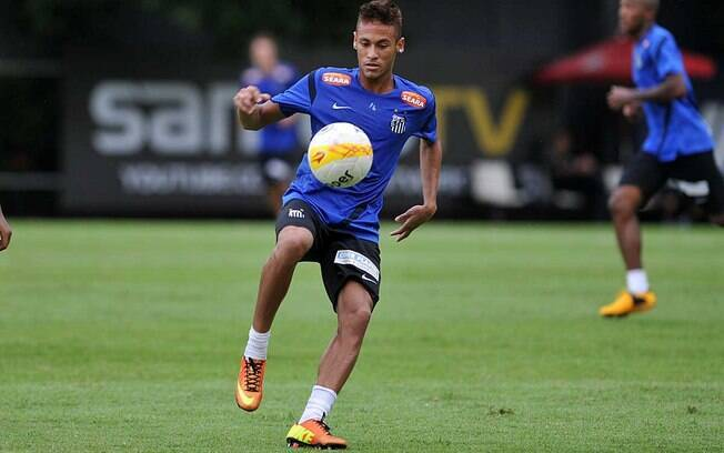 Neymar, Santos - R$ 70 milhões