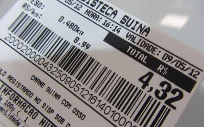 Carne de porco vencida é um dos produtos que mais oferecia riscos ao consumidor