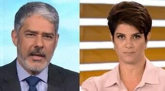Globo e Record deixam rivalidade de lado e se unem para criticar Bolsonaro