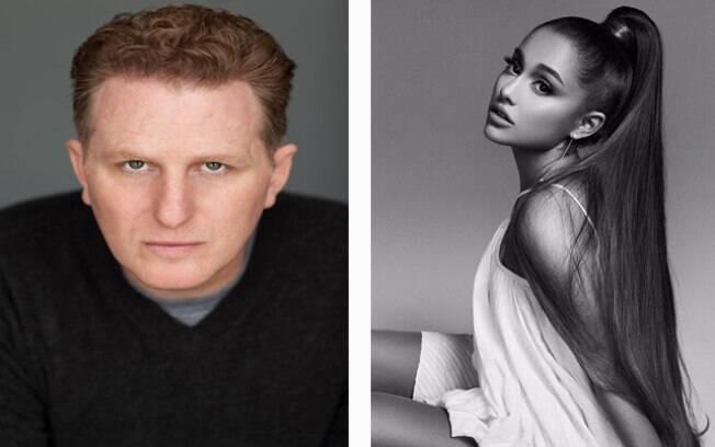 Michael Rapaport detonou a aparência de Ariana Grande e acabou comprando briga com os fãs da cantora