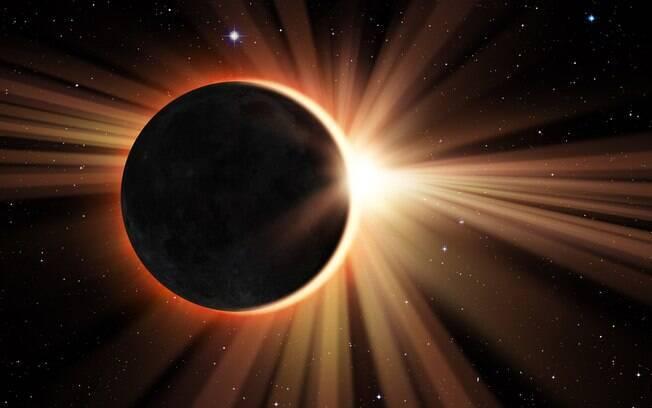 O eclipse solar que acontece nesta terça-feira (2) terá uma grande influência na área emocional e questões do passado