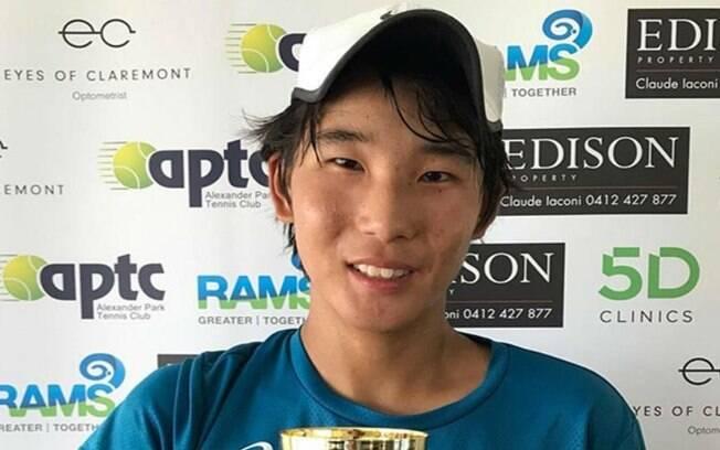 Tenista Kent Yamazaki morreu após passar mal em treinamento