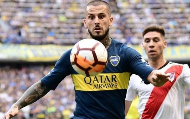 Dario Benedetto criticou demais a final da Libertadores acontecer fora da Argentina