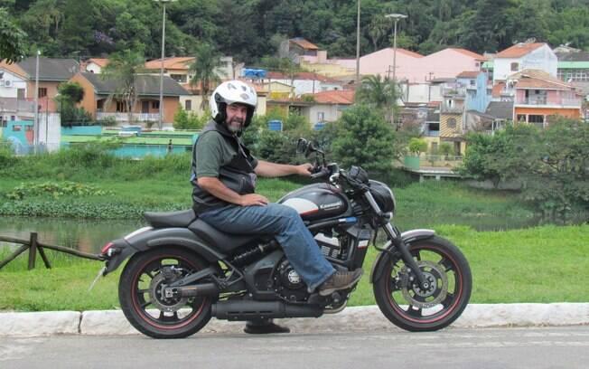 Kawasaki Vulcan S Especial Edition, estilo especial e facilidade de pilotagem, de acordo com o colunista Gabriel Marazzi