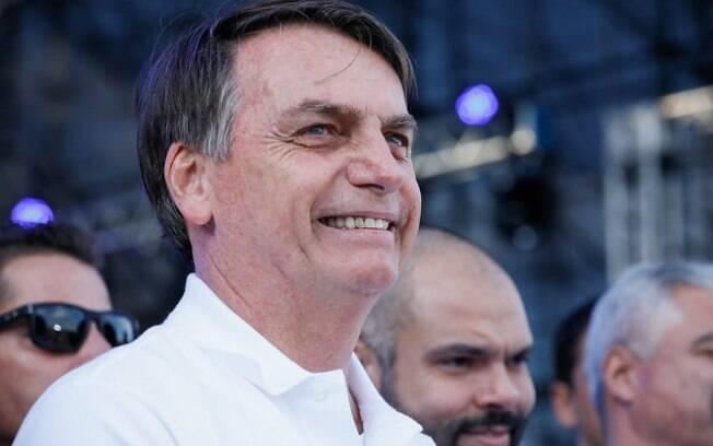 Bolsonaro participa da Marcha para Jesus, em São Paulo, nesta quinta-feira (20), e fala sobre reeleição em 2022