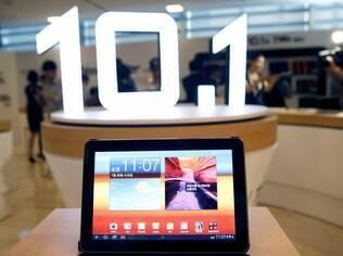 Tablets da Samsung não imitam iPad, segundo corte do Reino Unido