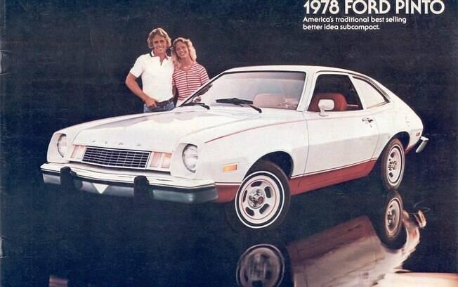 Além de ter um dos piores nomes de carros de todos os tempos, o Ford Pinto ainda foi um dos mais polêmicos