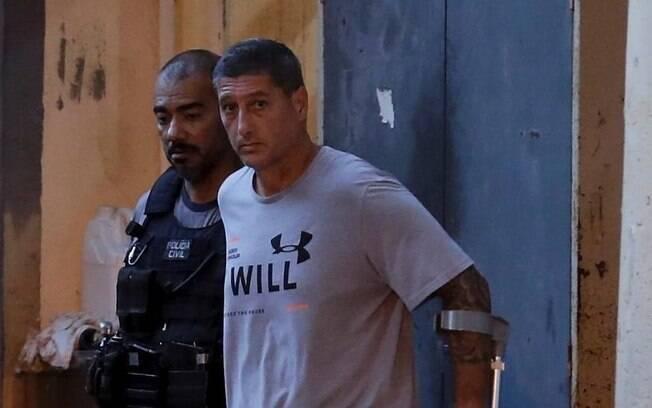 Ronnie Lessa,  policial militar reformado acusado de matar Marielle Franco