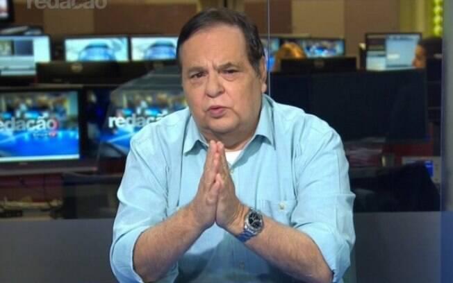 Roberto Avallone participava de programas no SporTV