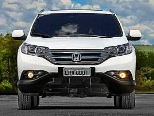 Honda CR-V flex chega em março