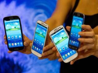 Galaxy S III: rival forte do iPhone
