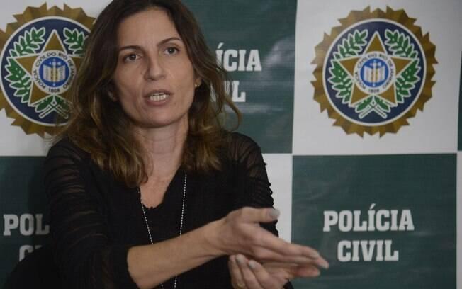 Delegada é a titular da delegacia de Niterói e a responsável pelo caso da morte do pastor