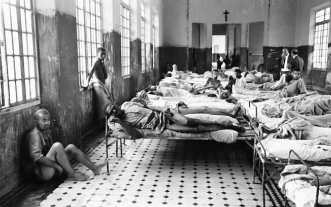 O Hospital Colônia de Barbacena, em Minas Gerais, é o cenário de
