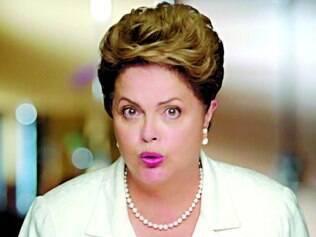 """Enfática. Candidata Dilma Rousseff falou de maneira clara e direta sobre o que achou da atitude da """"Veja"""" às vésperas do segundo turno"""