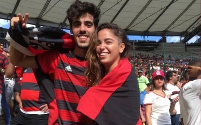 Torcedor do Flamengo morre e namorada pede homenagem