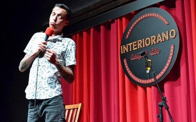 Clube de comédia recebe Renato Albani e Nil Agra em Campinas