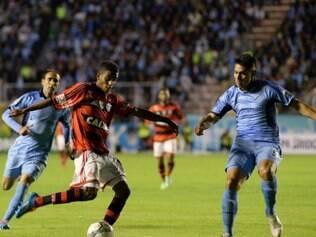 Flamengo não fez um bom jogo, perdeu do Bolívar, e tem classificação dificultada
