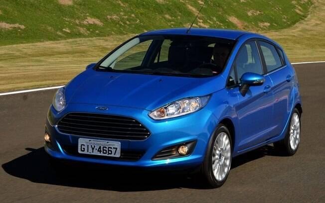 Ford New Fiesta fica mais barato para voltar a ser relevante e esquentar o mercado até a chegada da versão reestilizada