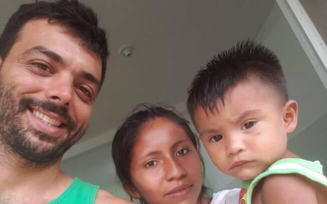 Gustavo estudou Turismo em São Paulo e mora em Alter do Chão há cinco anos