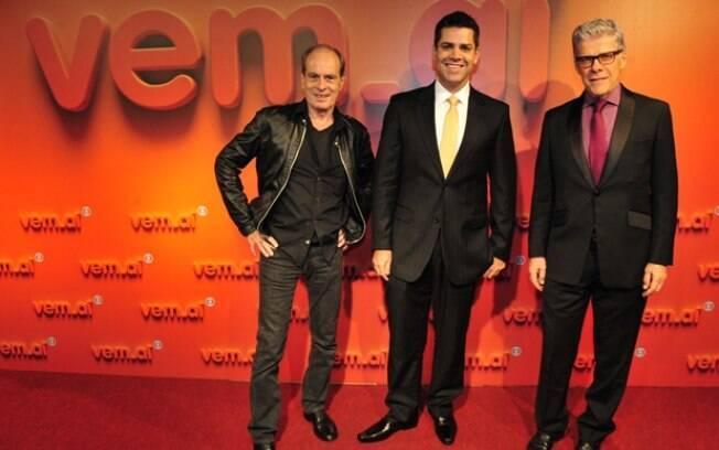 José Mayer comenta sobre personagem na próxima novela das nove