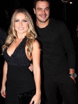 Os ex-bbbs Renata e Rafael