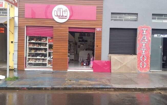 Loja de calçados em Belo Horizonte
