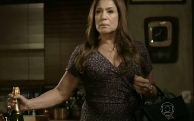 Susana Vieira em cena de seu episódio de 'Eu Que Amo Tanto'
