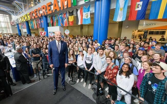 Joe Biden é o favorito entre democratas para eleições de 2020 nos EUA