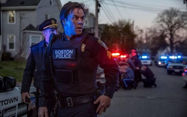 """O Dia do Atentado"" exalta espírito humano ao revisitar terrorismo em Boston"