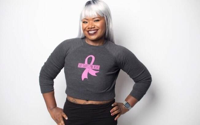 Atualmente, Shay Sharpe administra uma ONG para ajudar mulheres com câncer terminal e quer alertar sobre a doença