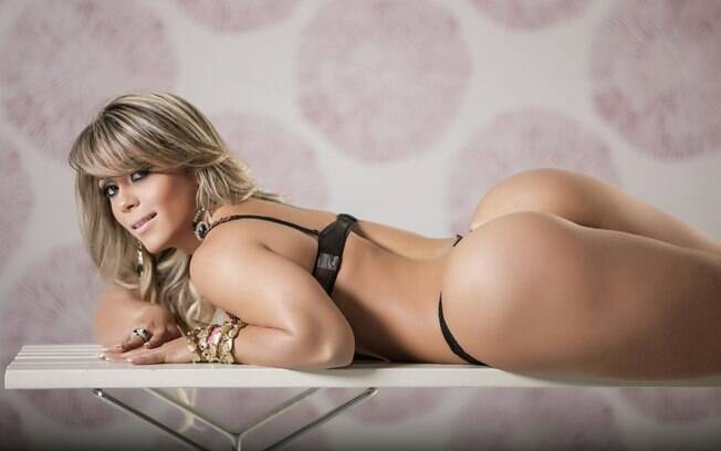 Miss Bumbum, represents the state of Rio Grande do Sul