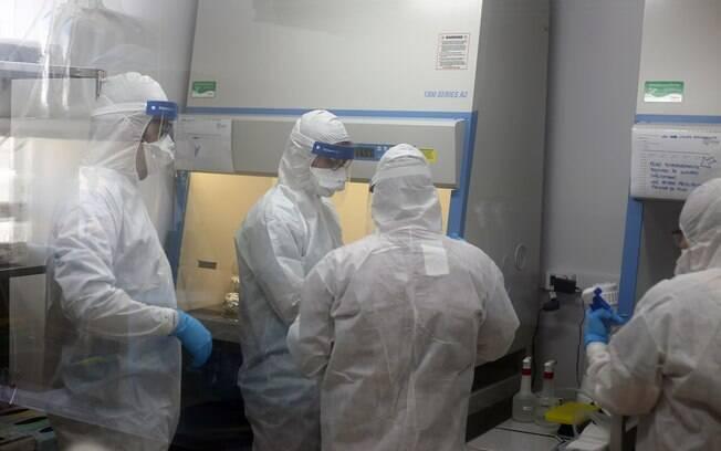 Campinas trabalha para detectar infectados pelo novo coronavírus.