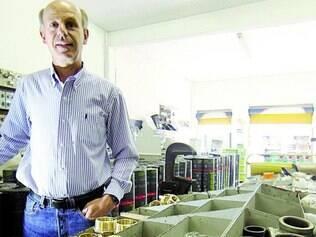 Solução.Bruno Falci, presidente da CDL-BH, defende a unificação dos regimes para simplificar sistema