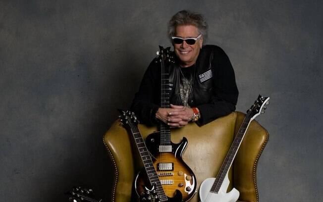 Vocalista e guitarrista da banda Mountain, Leslie West morre aos 75 anos