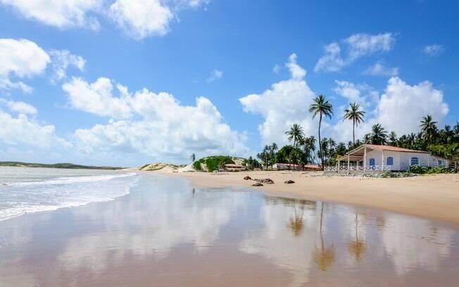 Praias e festas agitam o réveillon de Natal