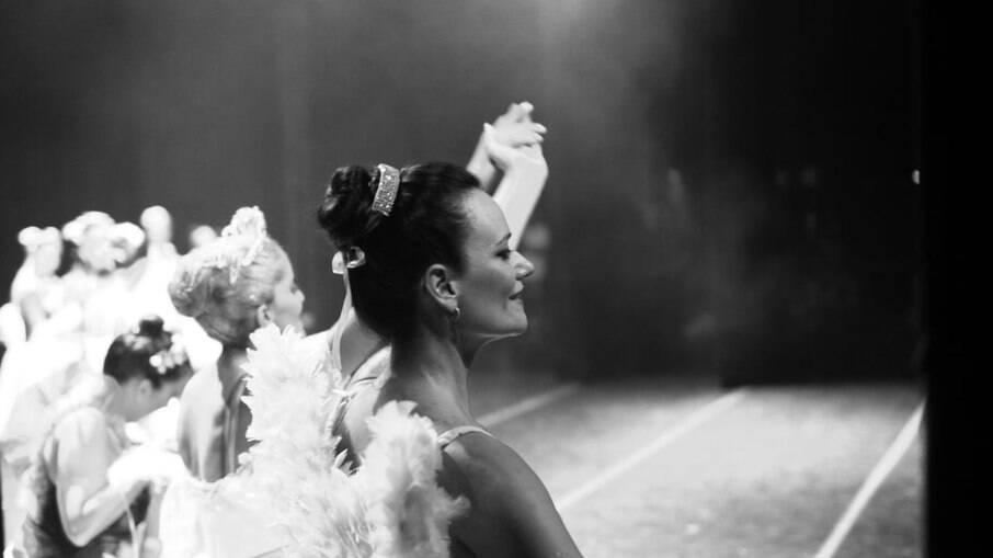 Fernanda Bianchini do Cia Ballet de Cegos