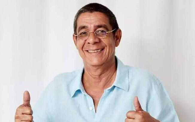 Zeca Pagodinho está evoluindo